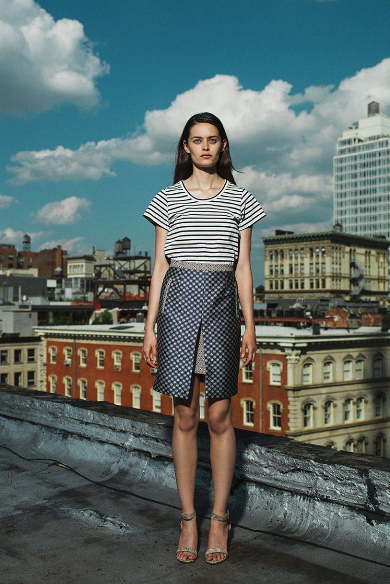 Black and white fashion trend 2018 100