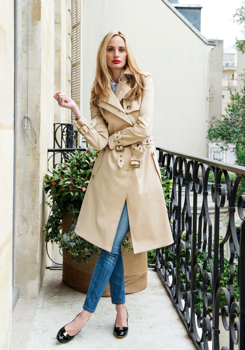 Unique How To Dress In French Woman Style  Indian Fashion Blog